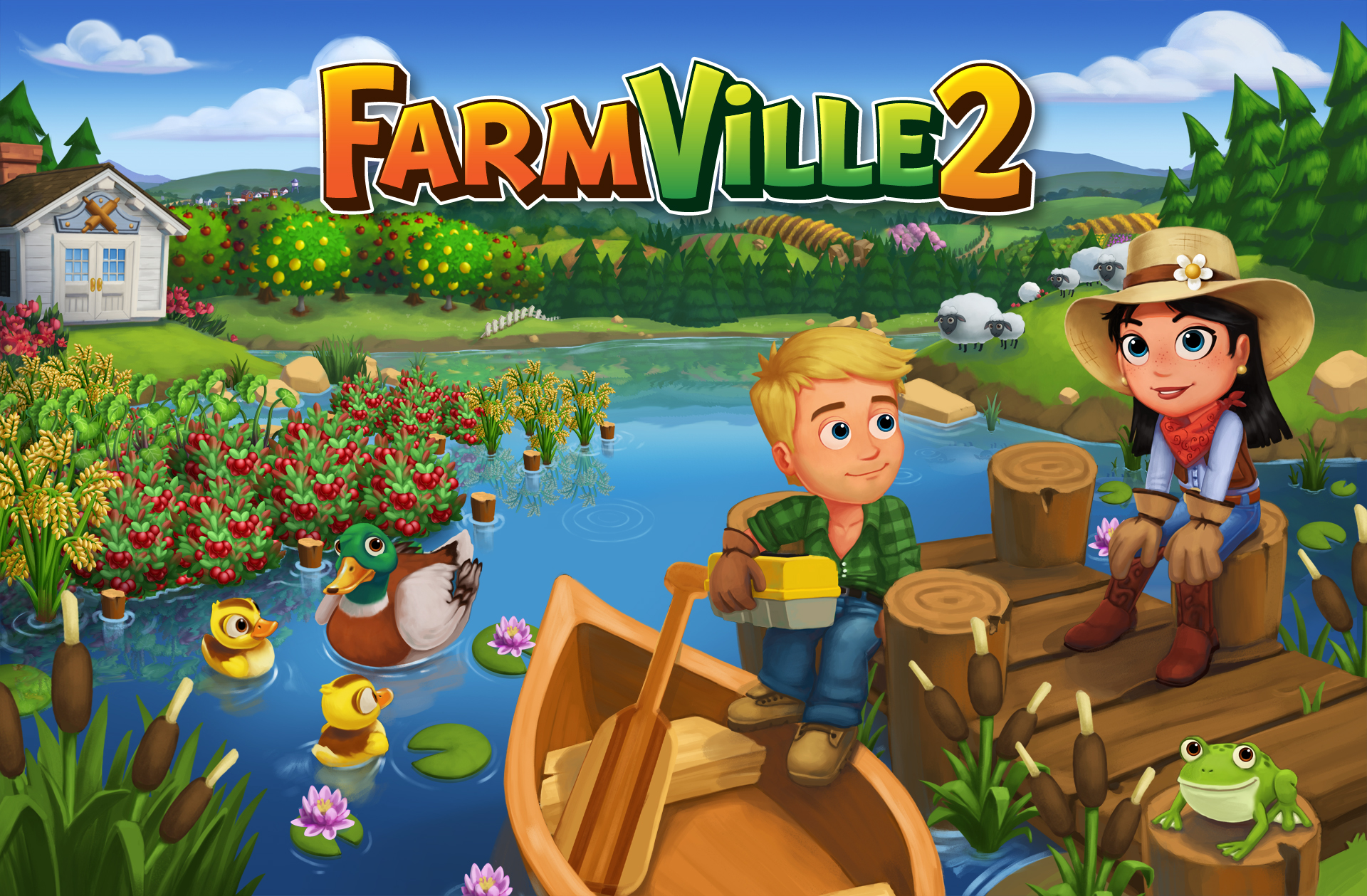 Zynga Farmville: Game Application Review
